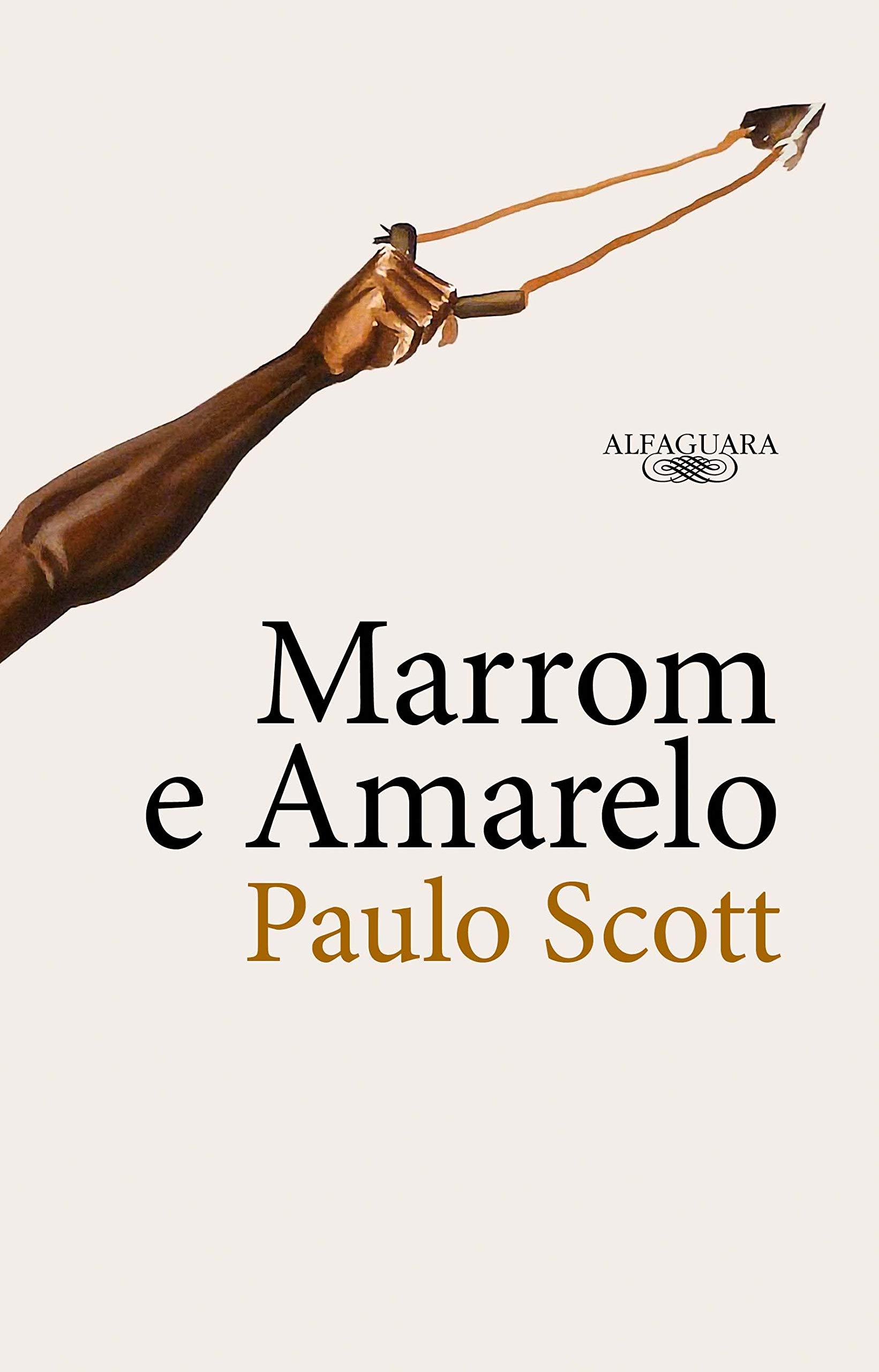 Marrom e amarelo | Amazon.com.br