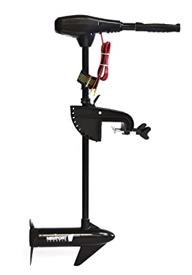 Newport Vessels NV-Series 46 lb. Thrust Saltwater Transom Mounted Electric Trolling Motor