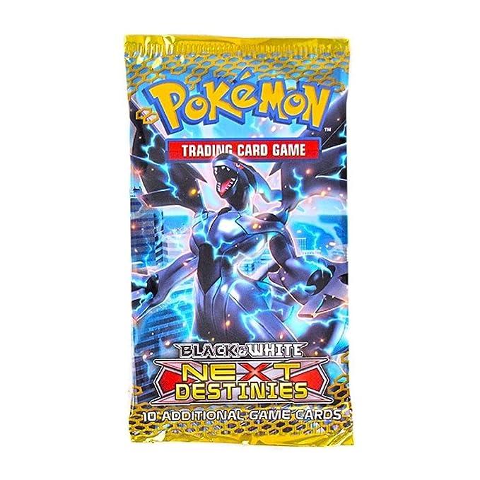 Pokemon Blanco y Negro próximo destino Booster: Amazon.es: Juguetes y juegos