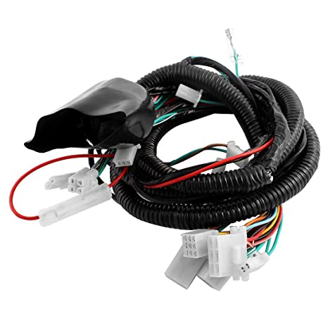Stupendous Amazon Com Motorcycle Electrical Main Wiring Harness Softail Wiring 101 Tzicihahutechinfo