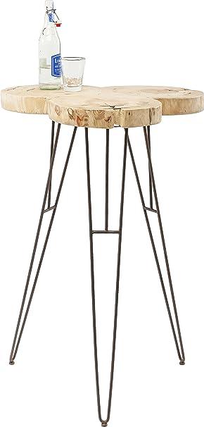 Kare Design Stehtisch Wild Nature Runder Tisch Bistrotisch