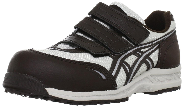 [アシックス] 安全靴 ウィンジョブ 41L B00C2O3ZRMアイボリー/コーヒーブラウン 23.0 cm