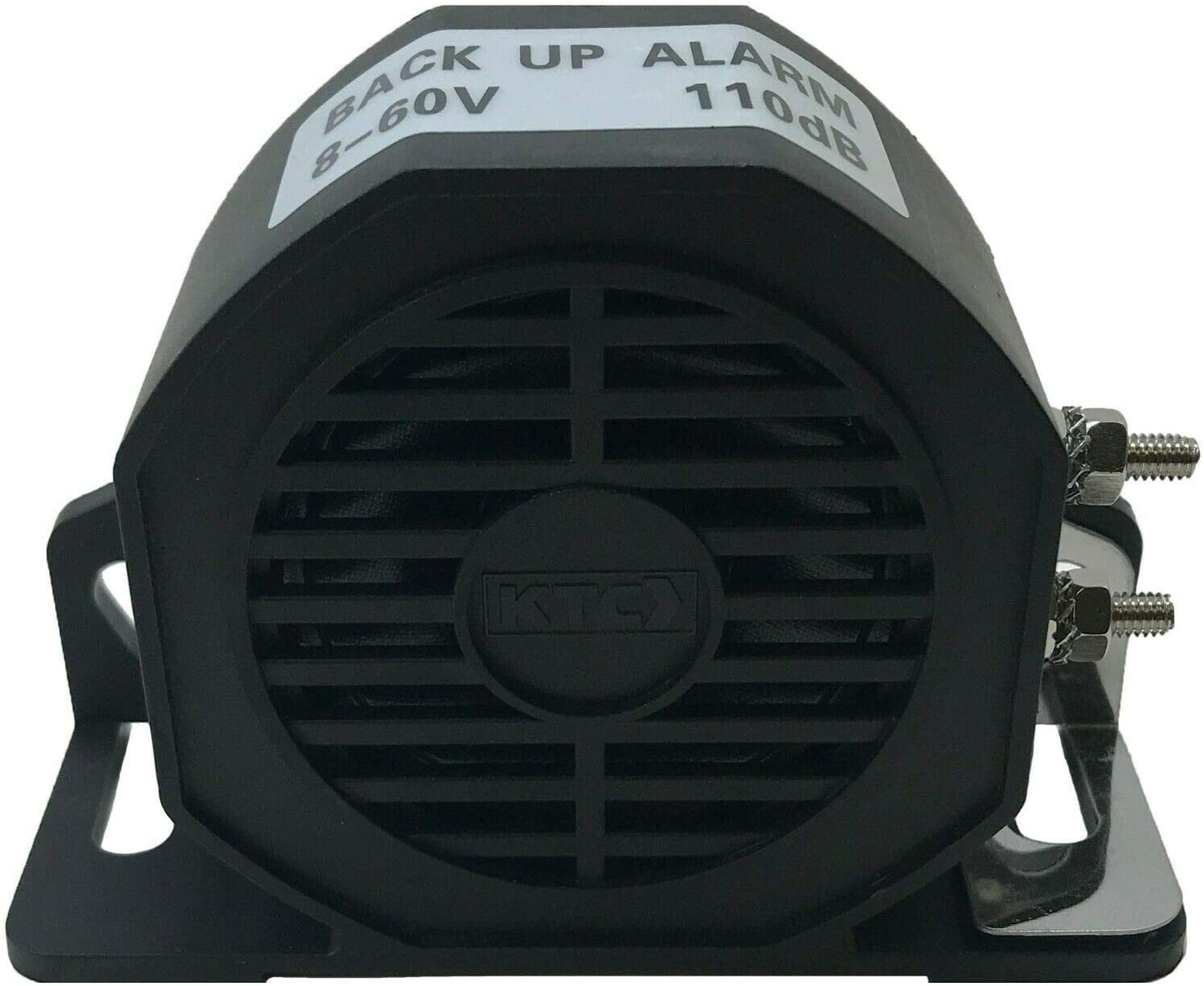 Sherco-Auto KTC Universal 110dB Warning Back-Up Reverse Alarm Beeper for Commercial Truck /& Vehicles