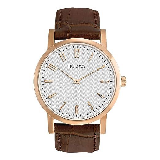 8623a393dad1 Reloj de Pulsera para Hombre (Mecanismo de Cuarzo