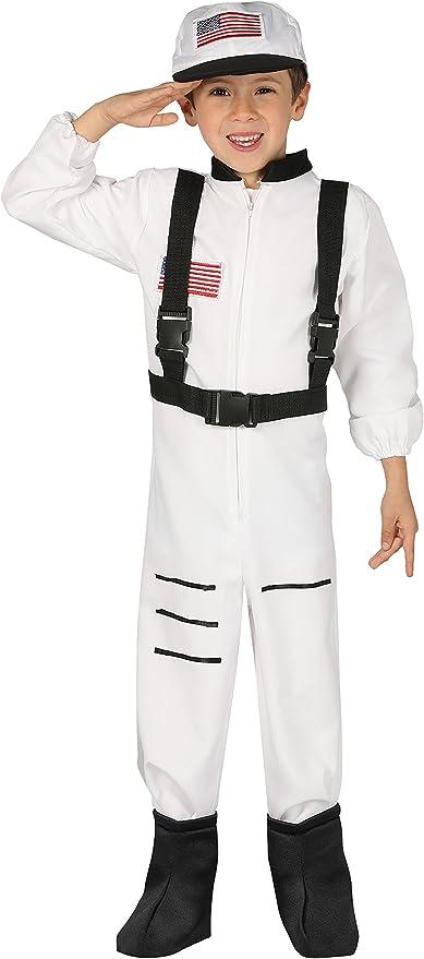 Guirca - Disfraz astronauta, Talla 7-9 años (82767.0) , Modelos ...