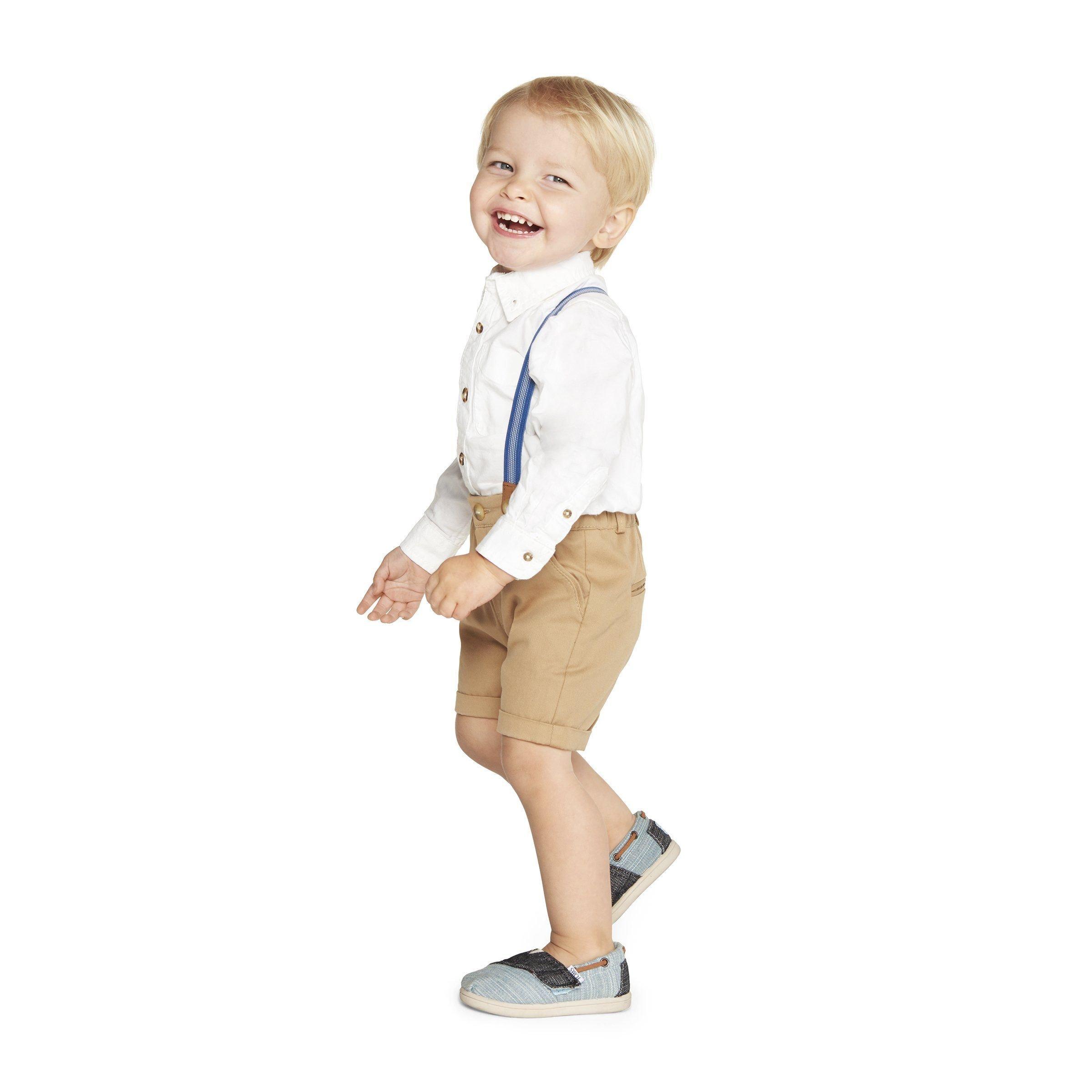 Little Brother Samuel Suspenders Set by PIPPA & JULIE (Image #3)