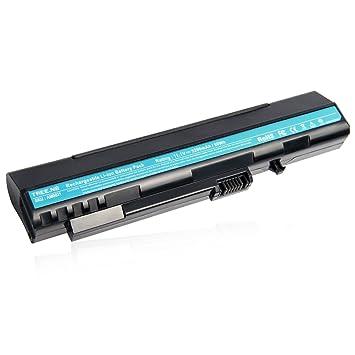 """NB Batería del ordenador portátil para ACER Aspire One 10.1 """"(Negro"""
