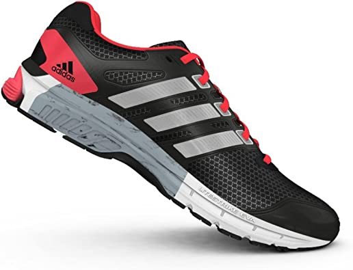 adidas Nova Stability W - Zapatillas para Mujer, Color Negro/Plata/Rojo, Talla 38: Amazon.es: Zapatos y complementos