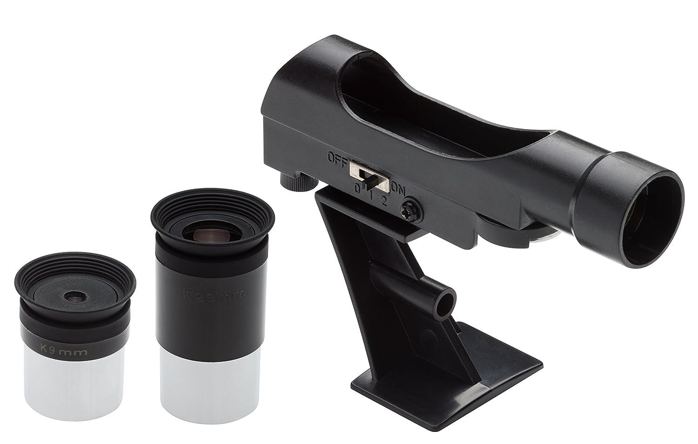 Bresser refraktor teleskop f mm d mm mit stativ art nr