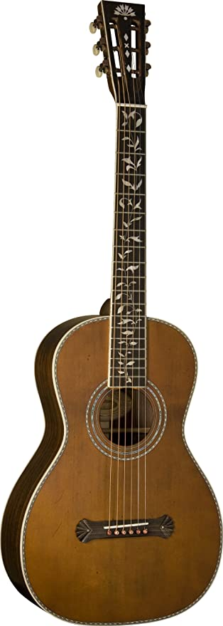 Amazoncom Washburn Vintage Series R320swrk Acoustic Guitar
