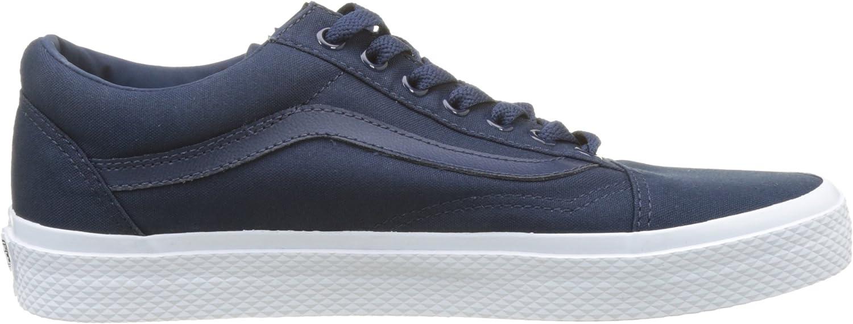 Vans Old Skool, Chaussures de Running Homme, Bleu (Waffle Wall), 41 EU
