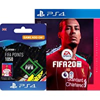 FIFA 20 Champions Edition (PS4) + 1050 FUT Points