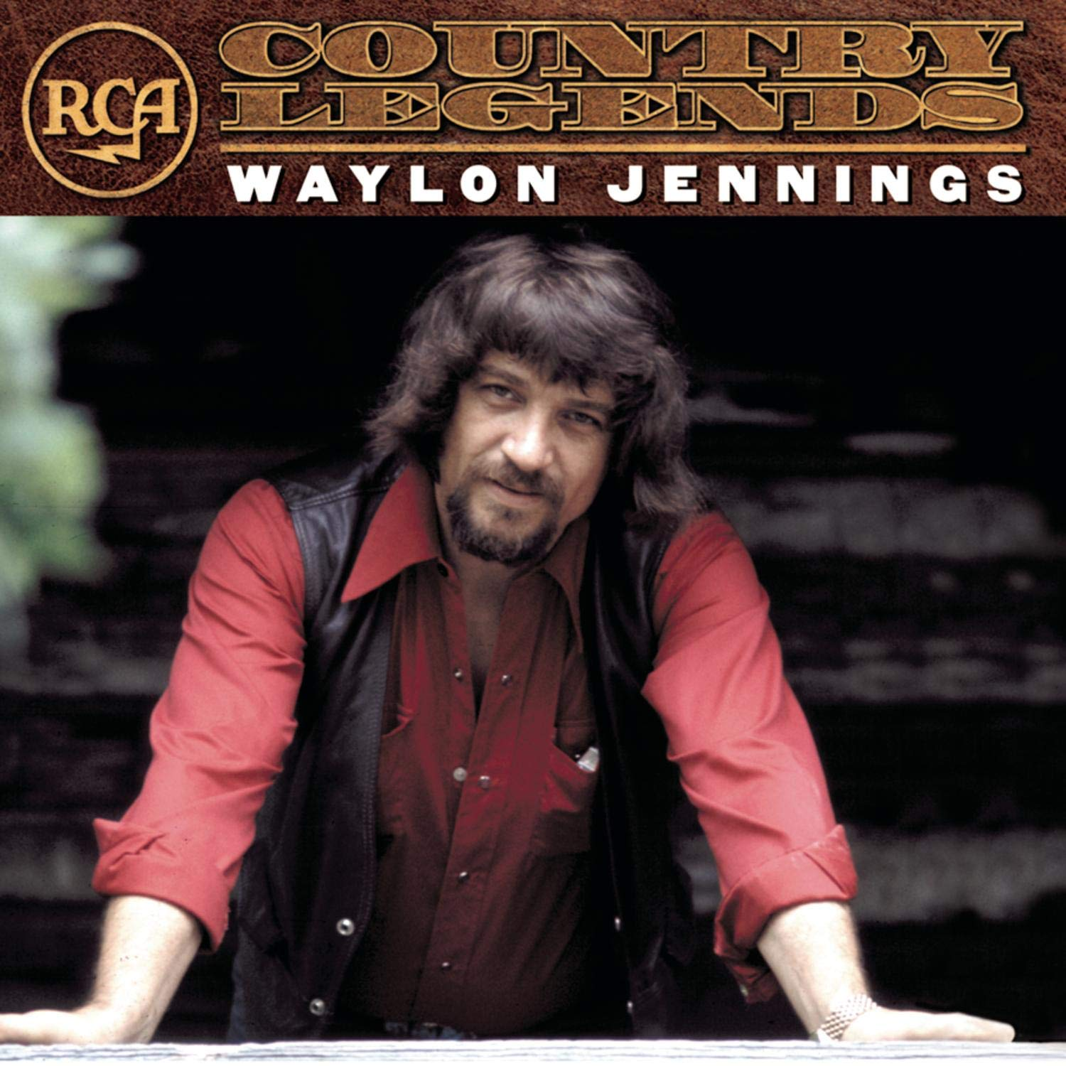 RCA Country Limited time Brand new trial price Legends: Jennings Waylon