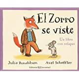 El zorrro se viste (Spanish Edition)
