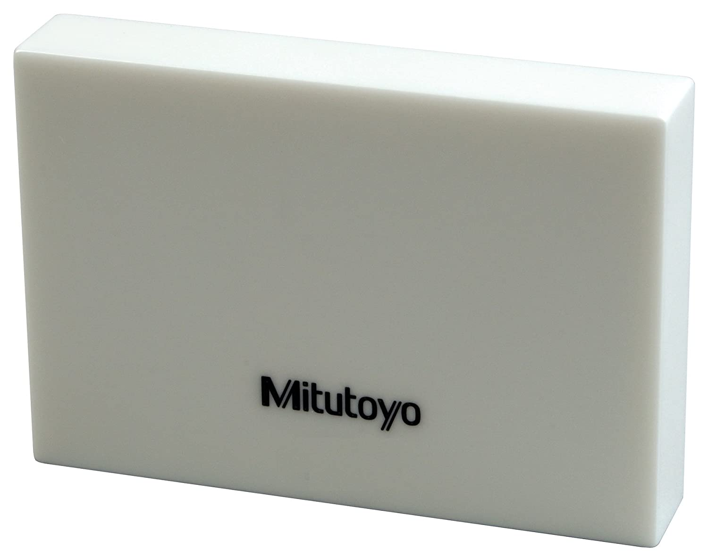 Mitutoyo Ceramic Rectangular Gage Block, ASME Grade AS-1, Metric