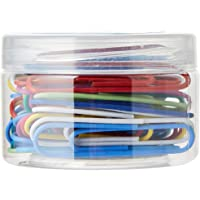 Cosmic Paper Clips 40-Pieces, Assorted