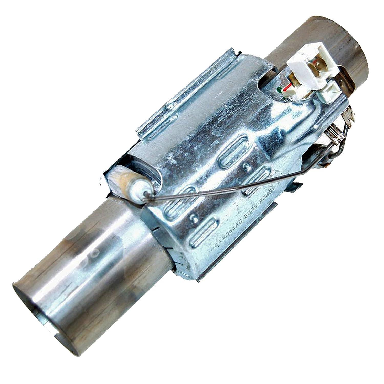 Spares2go elemento calefactor para Indesit Lavavajillas (2000 W ...