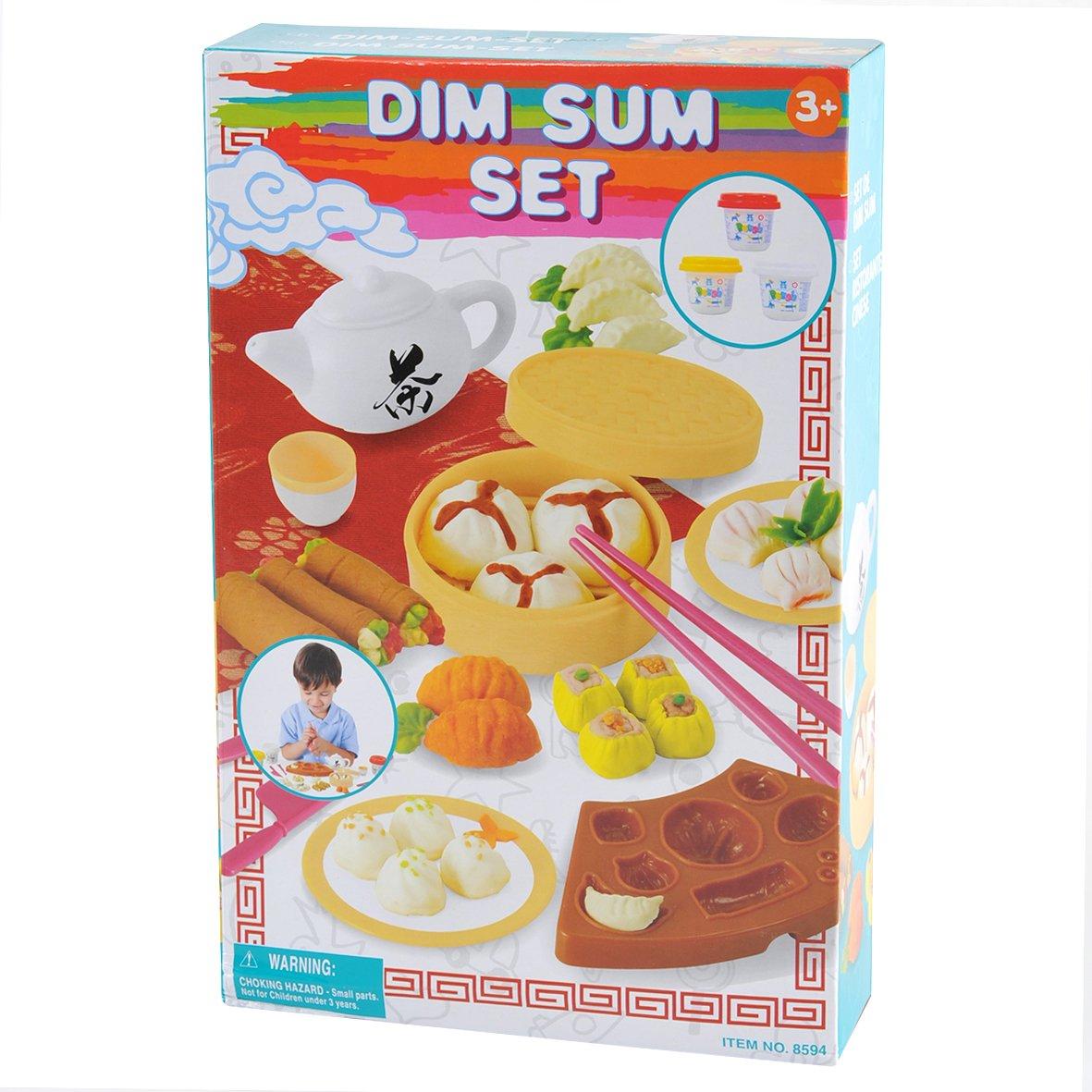 PlayGo Dim Sum Set Clay Dough