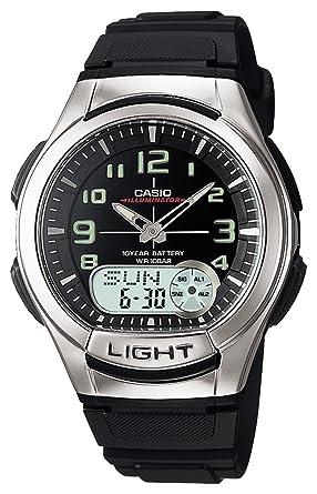 f5d0286430 [カシオ]CASIO 腕時計 スタンダード アナログ/デジタル コンビネーションモデル AQ-180W-1BJF