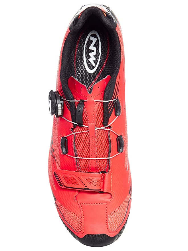 Amazon.com: Northwave MTB XC Shoes Scorpius 2 Plus Lobster Orange/Black: Sports & Outdoors