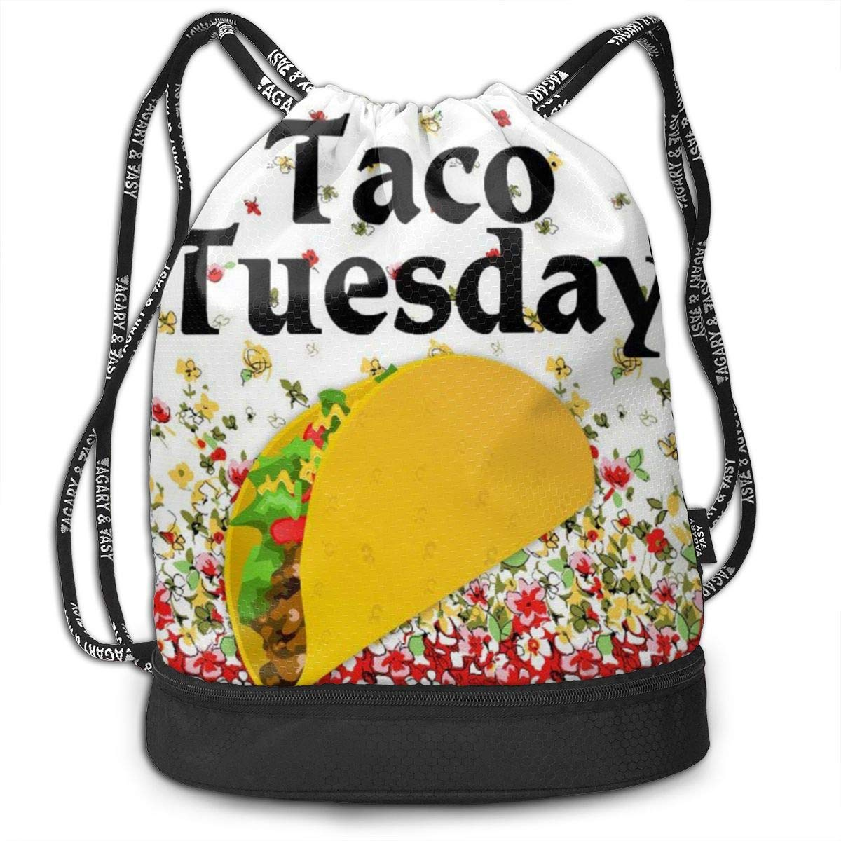 KLing Viajando Senderismo Swiming Beam Mochila Taco Tuesday Beam ...