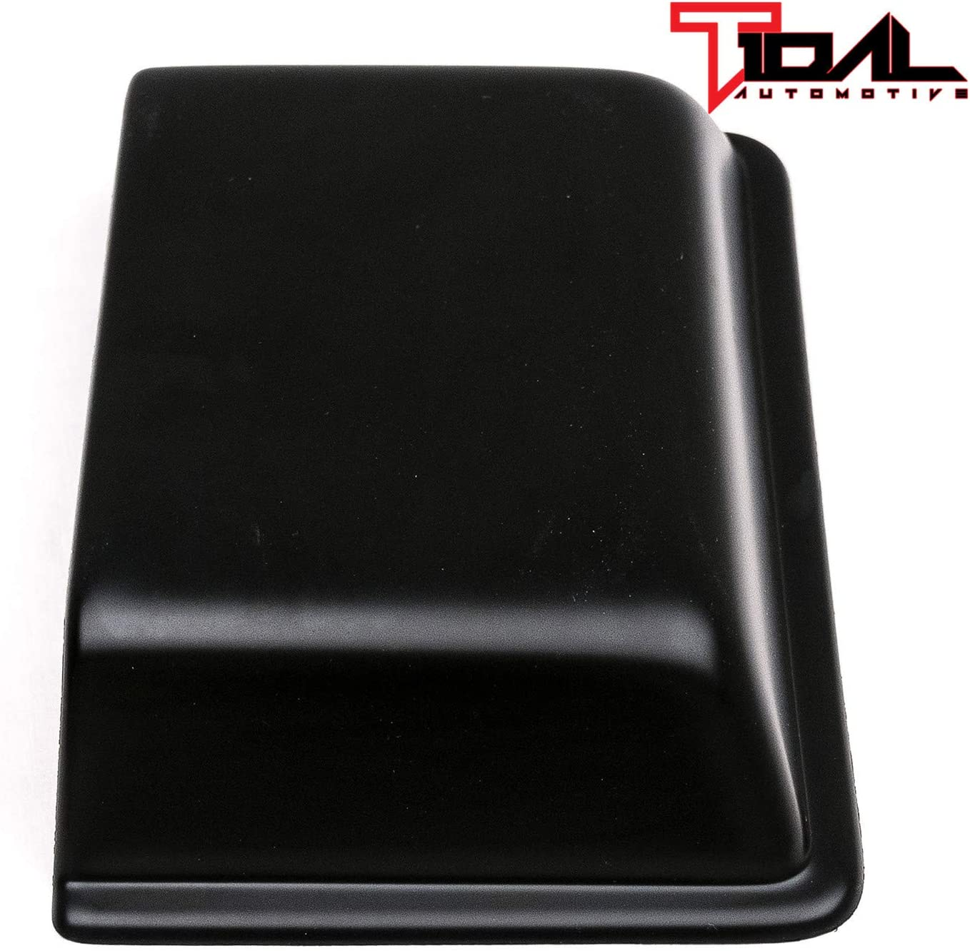 Tidal Black Heater Air Vent Hood Scoop for 98-06 Jeep Wrangler TJ