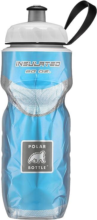 Polar Bottle Insulated - Bidón para Bicicleta: Amazon.es: Deportes ...
