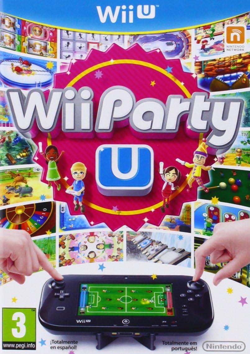 Wii U Party U: Amazon.es: Videojuegos