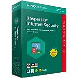 Software Antivirus Kaspersky 2018 Internet Security Multidevice 4 Licencias