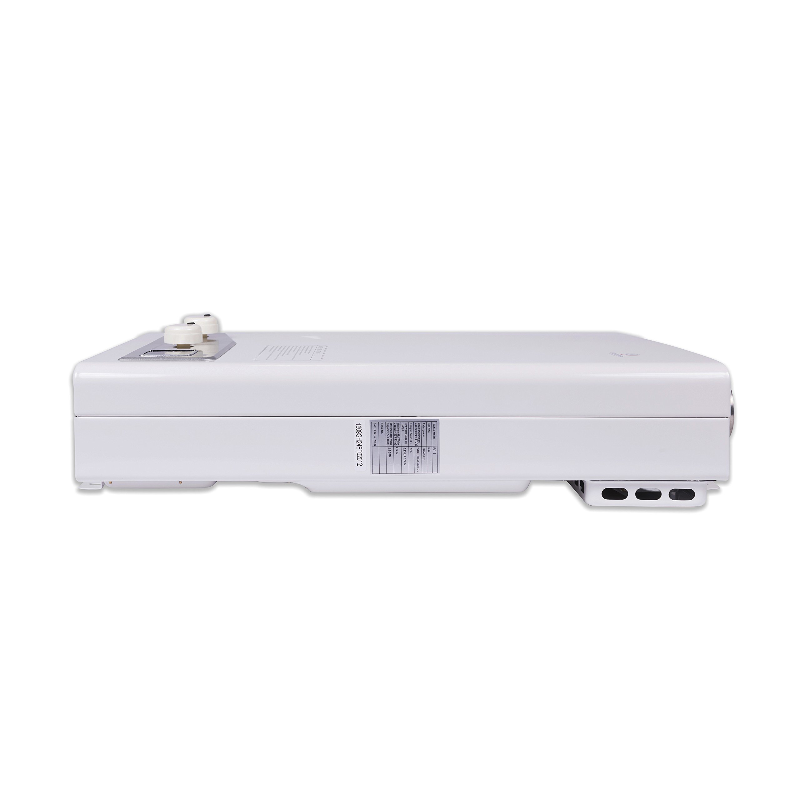 Eccotemp fvi12-NG FVI-12 Natural Gas, 3.5 GPM, High Capacity Tankless Water Heater, White by Eccotemp (Image #5)
