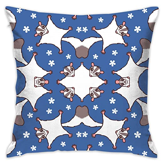 DIY Pillow Covers Funda de cojín Cuadrada de 45 x 45 cm, de ...