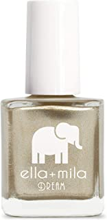 product image for ella+mila Nail Polish, Dream Collection - Gilded