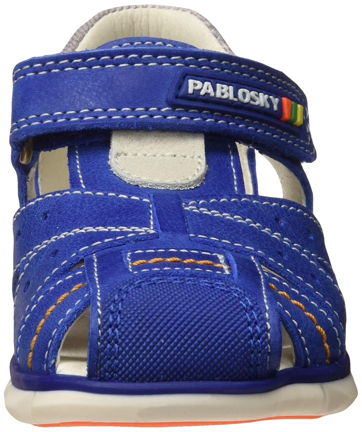 Pablosky Boys/' 589046 Closed Toe Sandals