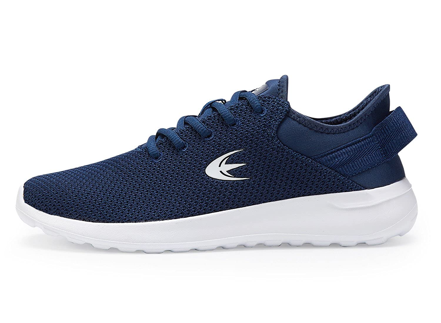 Men Athletic Shoes Breathable Sneakers Running Shoes Fashion Knit Casual Shoes