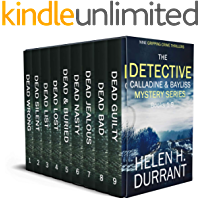 THE DETECTIVE CALLADINE & BAYLISS MYSTERY SERIES nine absolutely gripping crime thrillers box set (TOTALLY GRIPPING…