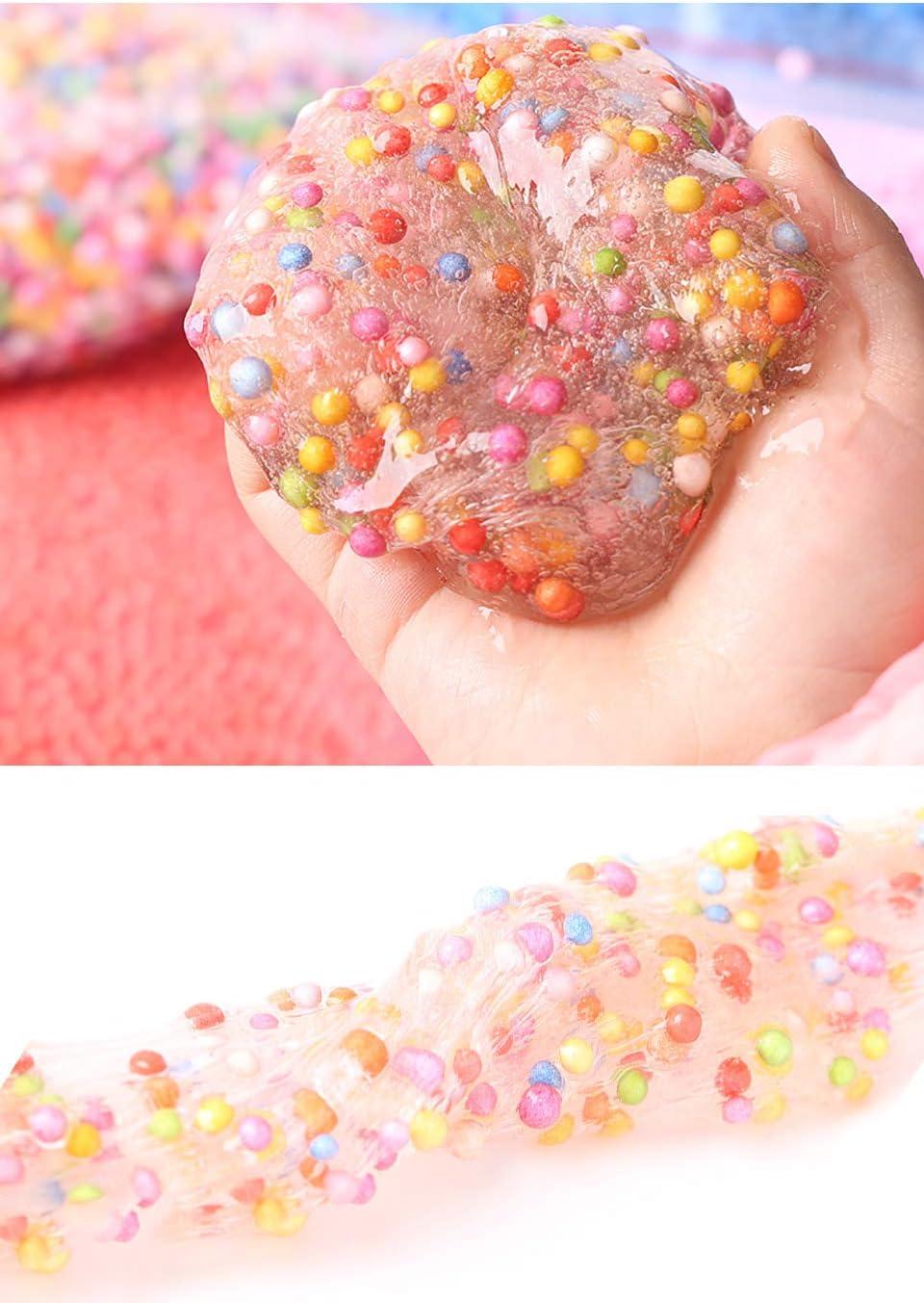 2.5-3.5mm espuma bolsa con aproximadamente 13000/ Amarillo cuentas para decoraci/ón /14000/piezas Wicemoon peque/ñas bolas de espuma de poliestireno