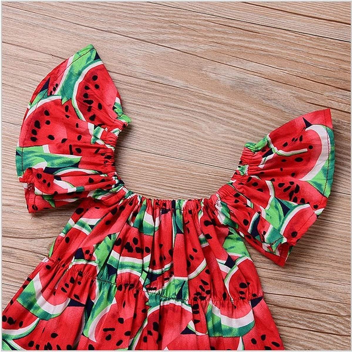 Bandeau Chennie Body b/éb/é Fille Melon deau Combi-Short Citron Barboteuse Floral Ruffle Clothes