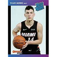 2019-20 Panini Instant 1989 Donruss Retro Basketball #12 Tyler Herro Rookie Card