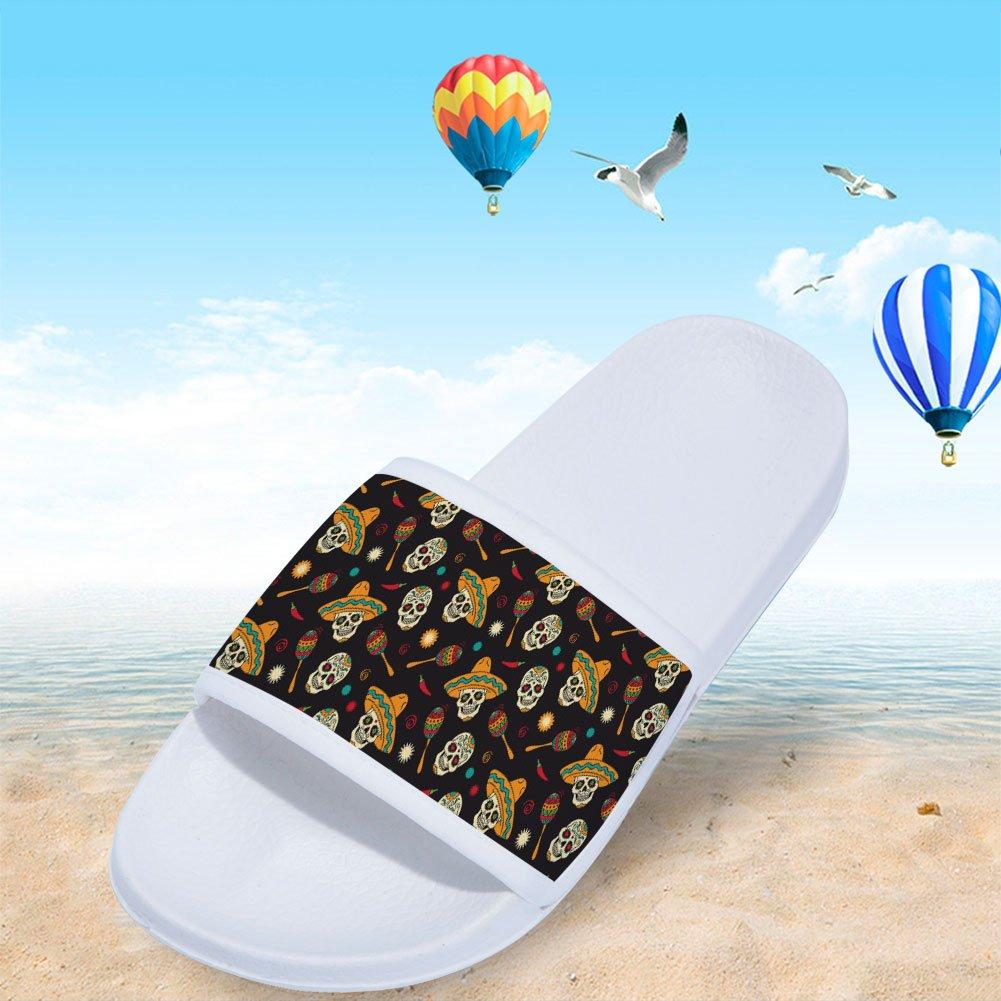 Little Kid//Big Kid Eric Carl Boys Girls In Summer Casual Beach Wear Flip Flops Indoor Floor Slipper