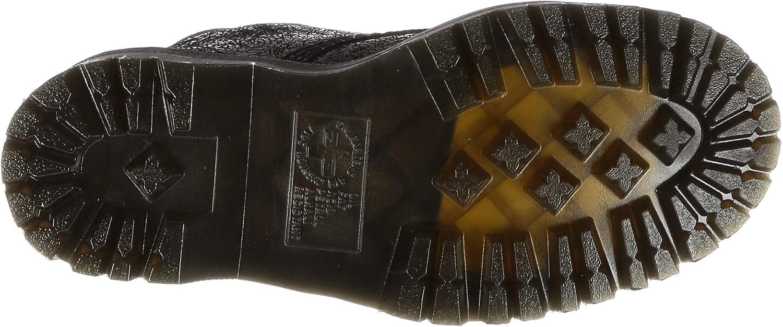 Dr.Martens Donna Molly Iridescent Crackle Leather Stivali Cruz V2 Fresh Foam