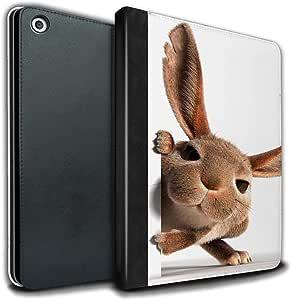 eSwish PU Cuero Funda/Carcasa/Folio Libro en para el Apple