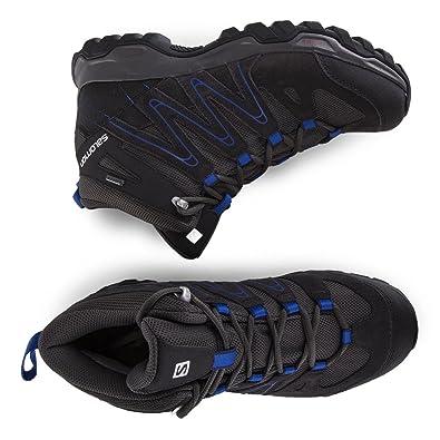 42 Homme De Marche Chaussures Salomon Gris 23 IwZxH0w4q