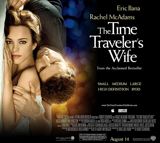 Movie the time travelers wife muth