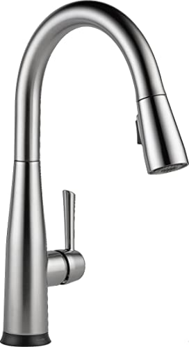 Delta Faucet Essa Single-Handle Touch Kitchen Sink Faucet