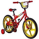 """18"""" Schwinn Mototrax Boy's Sidewalk Bike, Red"""