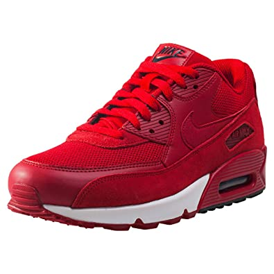 best authentic cb007 f287a Nike Men s Air Max 90 Essential Gymnastics Shoes, Red (Gym Red Gym Red
