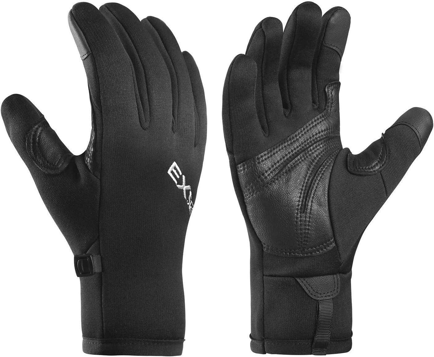 5100 Ski Gloves Sports Gloves Waterproof Non Slip Durable Riding Glove