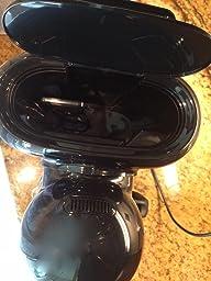 Amazon Com Kitchenaid Kcm1204ob 12 Cup Coffee Maker With