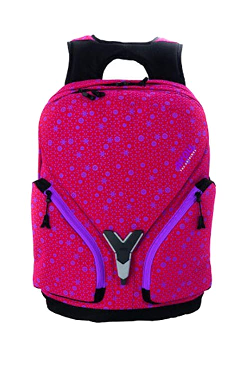 f333d48e568b2 4YOU Kinder-Rucksack Igrec Multifunktionsrucksack Pink (Girls Minimals)  11440011700