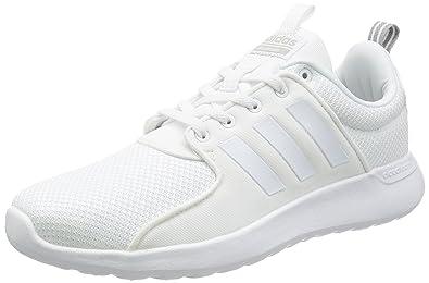 finest selection 5cc33 73d98 adidas Cloudfoam Lite Racer, Chaussures de Running Homme, Blanc Footwear  White Clear Onix